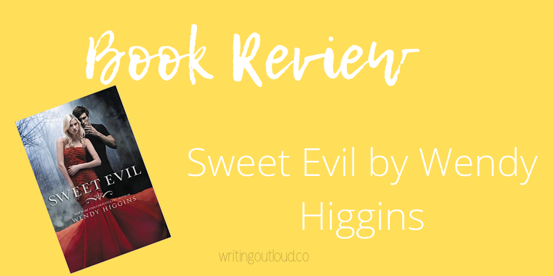 Book Review- Sweet Evil