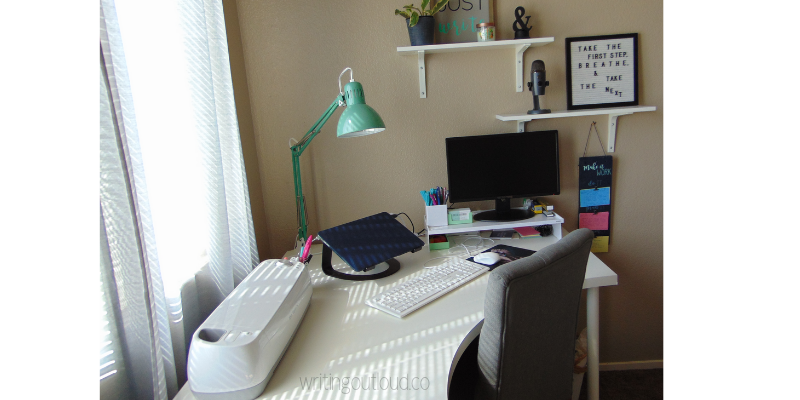Happy Spaces // Desk Area