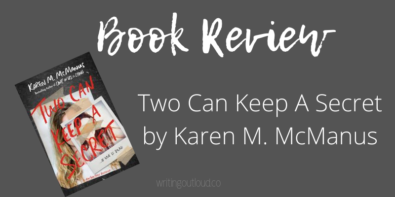 Book Review- Two Can Keep ASecret